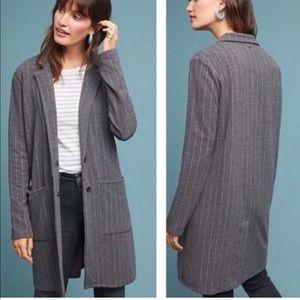 Harlyn Morganne Longline Coat Size Large